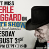 News: Merle Haggard on Letterman – CBS, 8-31-10, 11:30pm EDT