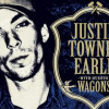 Justin Townes Earle and Wagons at The Clarendon Guest House, Katoomba NSW Australia October 7