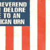 The Reverend John DeLore – Ode to an American Urn – (Independent)