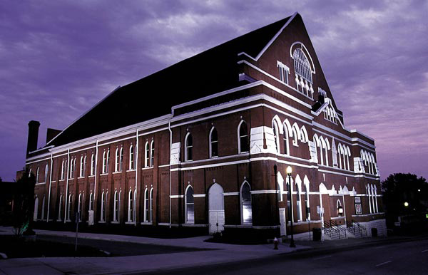 "Ryman Auditorium ""Mother Church of Country Music"""