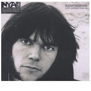 "Neil Young ""Sugar Mountain: Live at Canterbury House 1968"" Reprise"