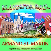 Alligator Ball album cover