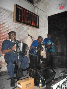 The Creole Zydeco Farmers