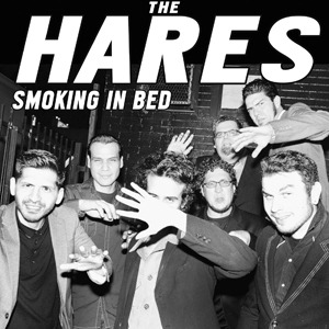 HARES-SMOKING-album cover