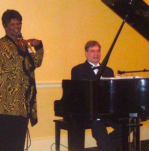 Irma Thomas and Armand St. Martin