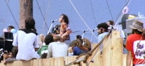 Joe Cocker at Woodstock (photo: Derek Redmond &  Paul Campbell)
